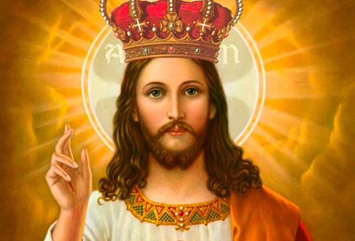 Fiesta de Cristo Rey, Universal (último domingo del año litúrgico)
